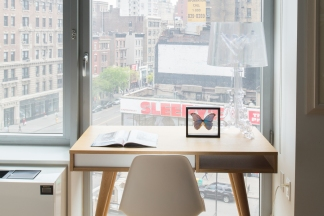 DWR Desk and Chair
