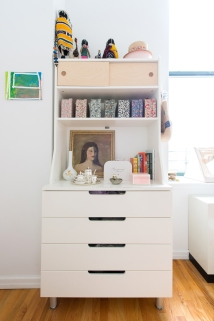 Julie Abrahamson's Greenwich Apartment (14 of 20)