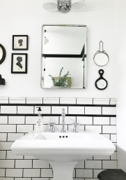 Simple Pedestal Sink