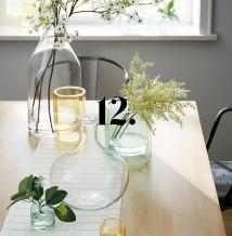 magnolia green vase