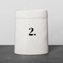 Magnolia_textured sack vase_7.99